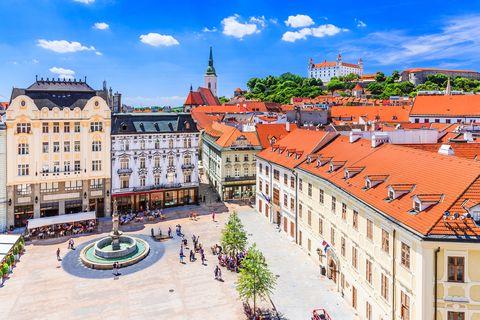 7e1550ddc Bratislava: Go Off The Beaten Path In This Unusual European City