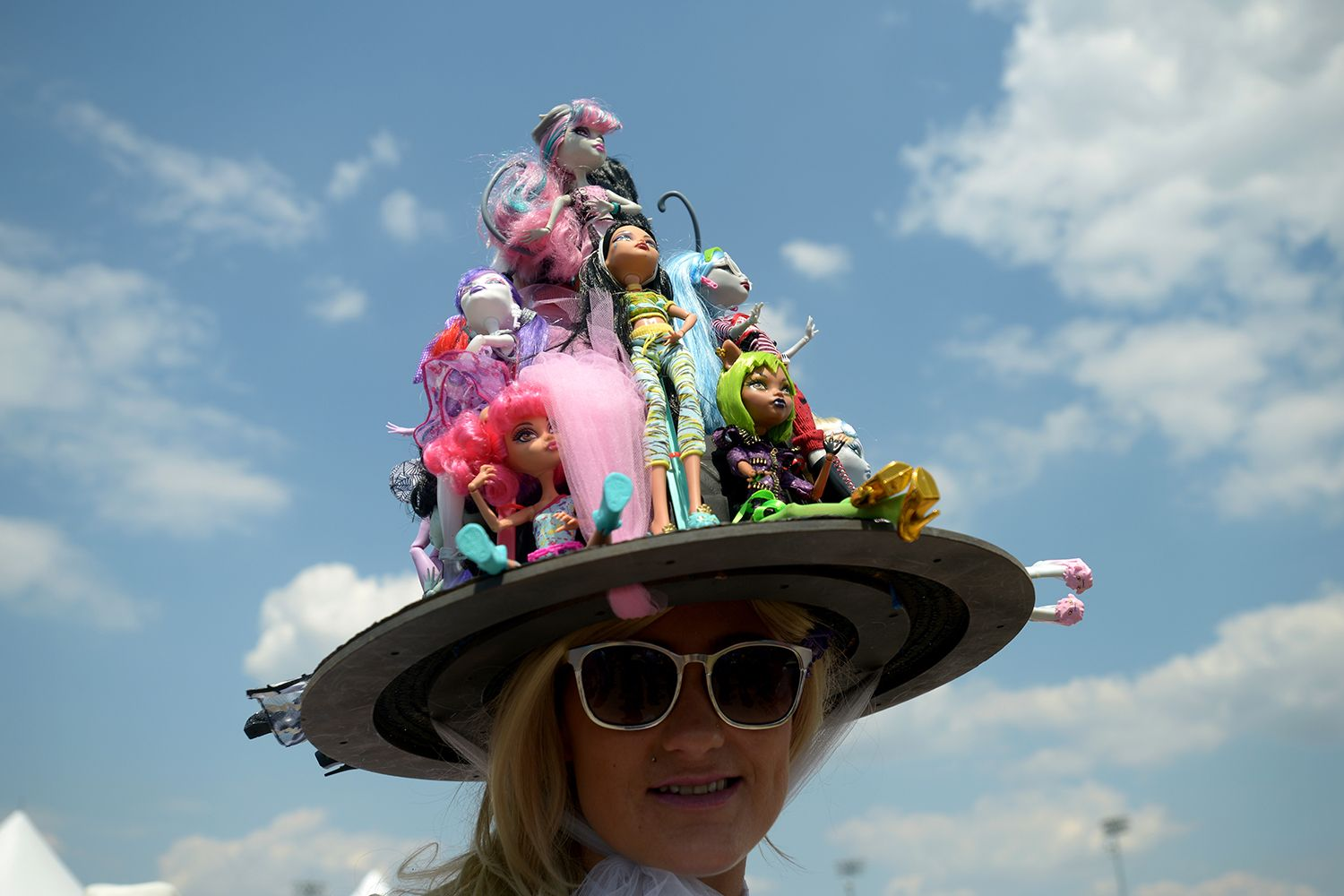 The Craziest Kentucky Derby Hats To Get You Excited For The 2018