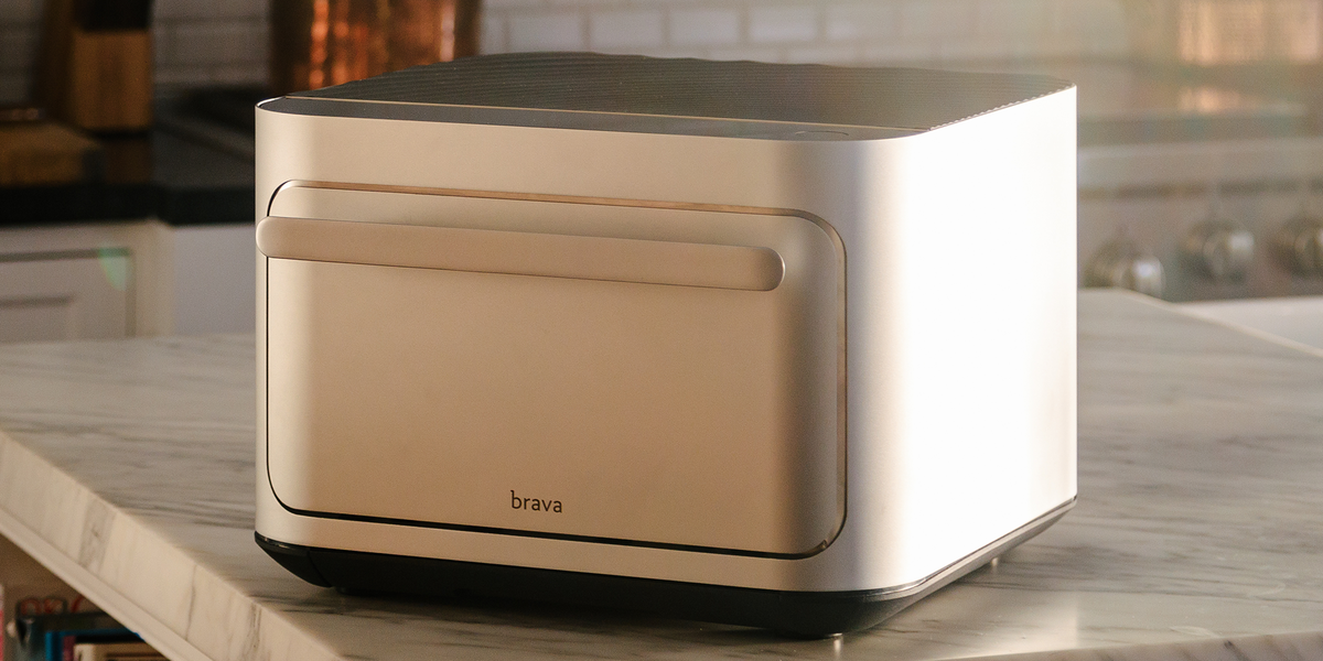 Brava Smart Oven Review Meet The Oven That Cooks With