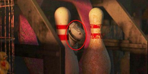 easter eggs pixar