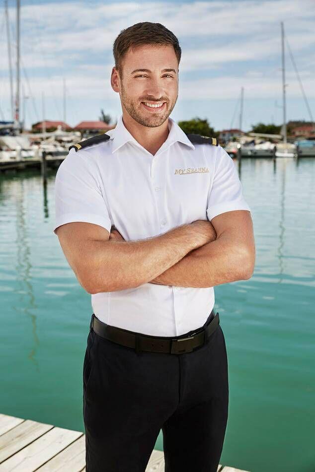 Meet James Hough, the Newest Deckhand on <i>Below Deck</i>