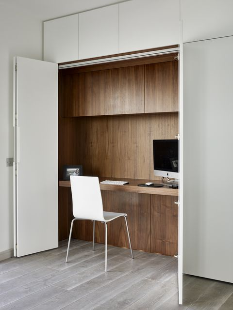 5 Home Office Storage Ideas According