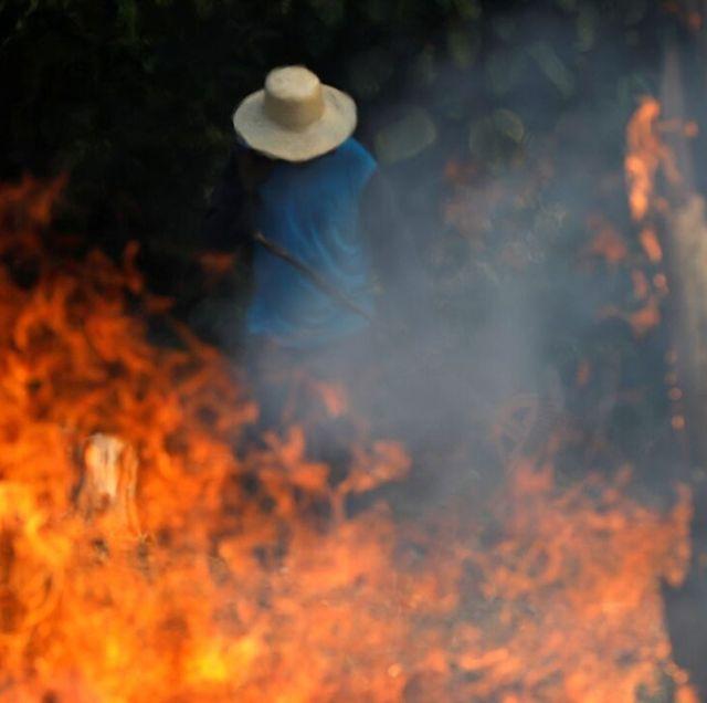 Flame, Fire, Heat, Smoke, Sky, Event, Space, Gas,