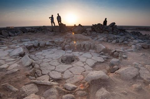Sky, Landscape, Badlands, Rock, Photography, Geological phenomenon, Formation,