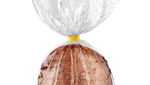 brood in plastic zak