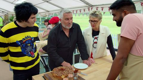Great British Baking Show Paul Hollywood Controversy - From