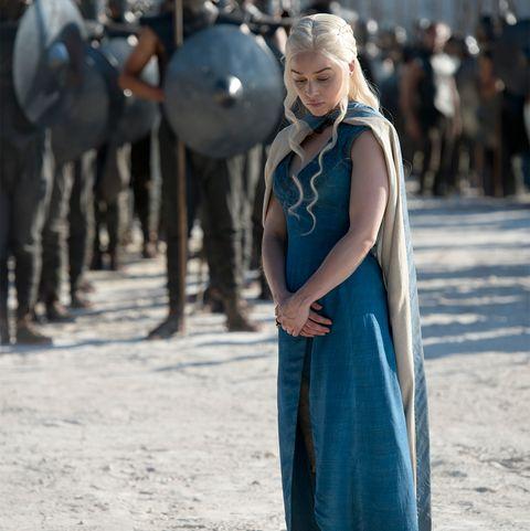 daenerys breaker of chains costume