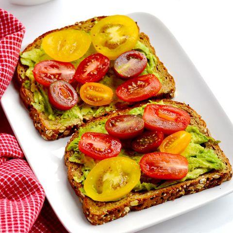Dish, Food, Cuisine, Ingredient, Vegetarian food, Produce, Finger food, Staple food, Vegetable, Toast,