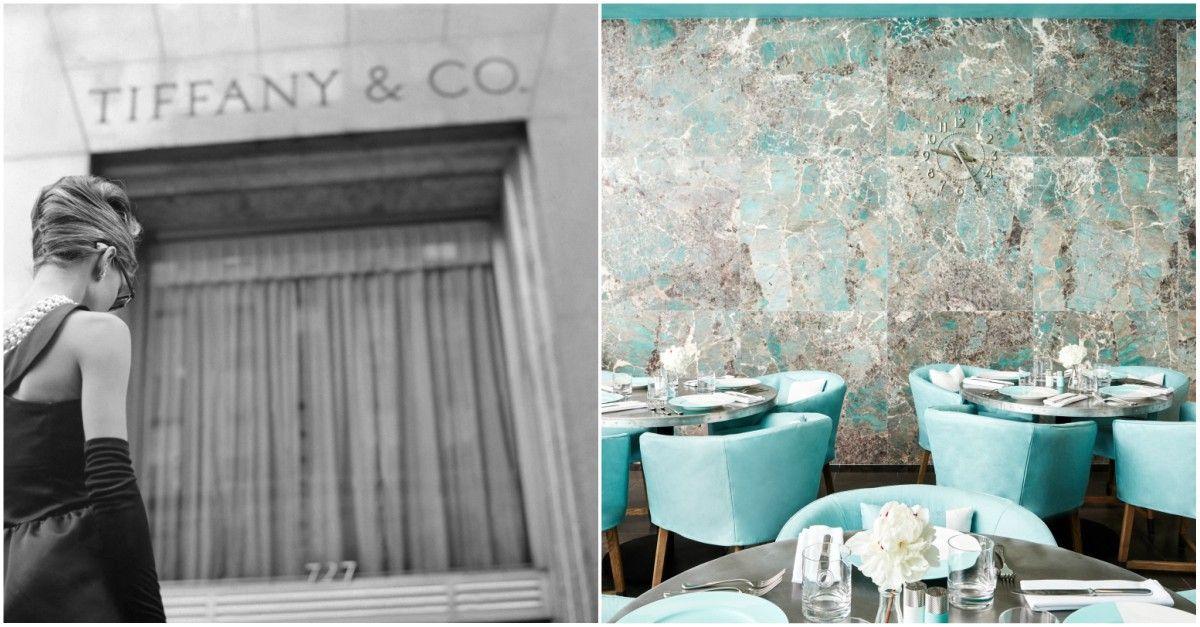 3f14d4066637 Breakfast At Tiffany s - Jeweler Tiffany   Co. Opens Blue Box Café