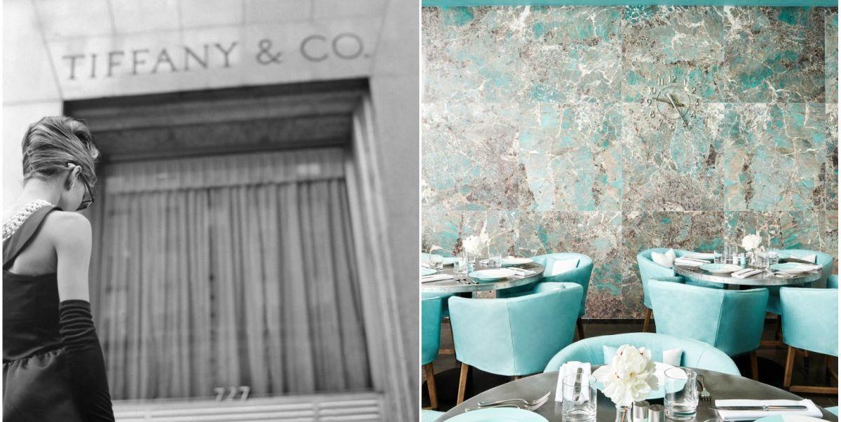 Breakfast At Tiffany S Jeweler Tiffany Amp Co Opens Blue
