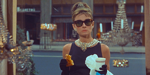 Breakfast at Tiffany's coffee - Elle Decor