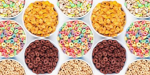 breakfast cereal best 2018