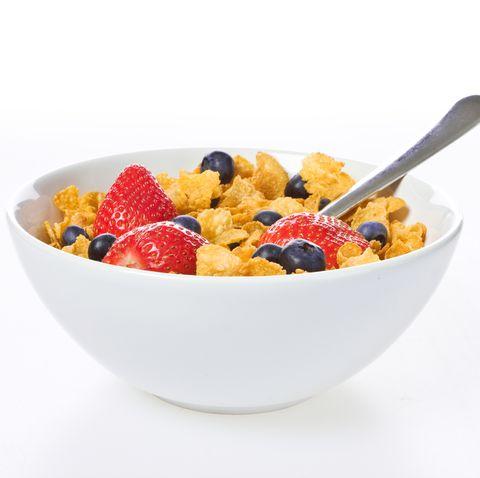 Breakfast cereal bowl