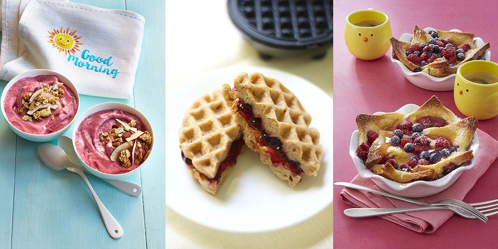 50 Easy Kid Friendly Breakfast Recipes Quick Breakfast Ideas For Kids