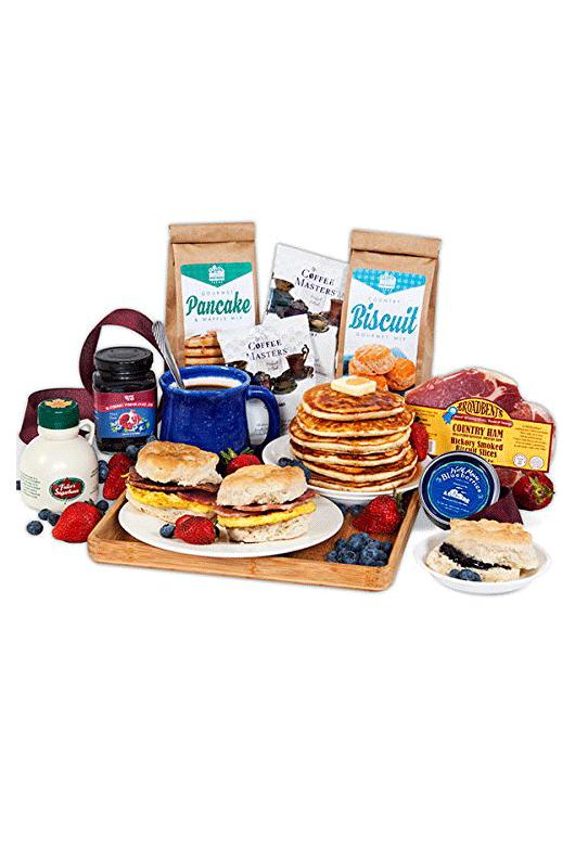 Mother's Day Gift Basket Idea - Country Inn Breakfast Gift Basket