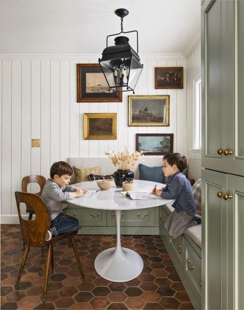 35 Best Breakfast Nook Ideas How To Design A Kitchen Breakfast Nook