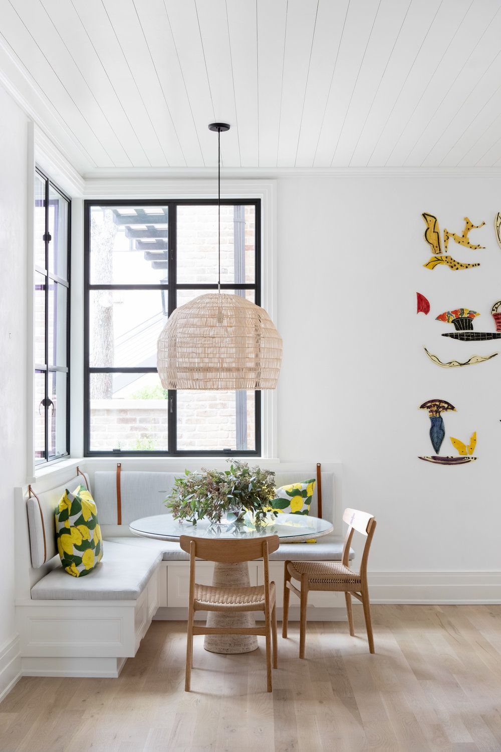 7 Breakfast Nook Ideas - Kitchen Nook Furniture
