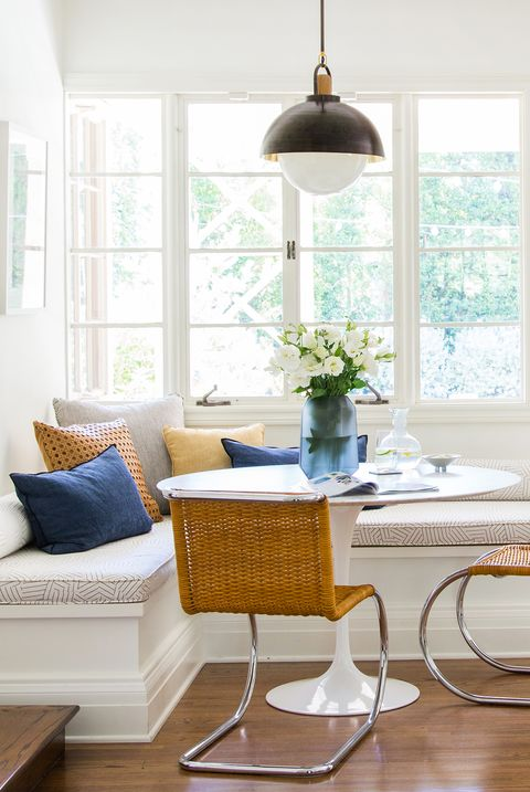 contemporary breakfast nooks