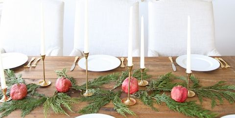 image - Christmas Table Decoration Ideas Easy