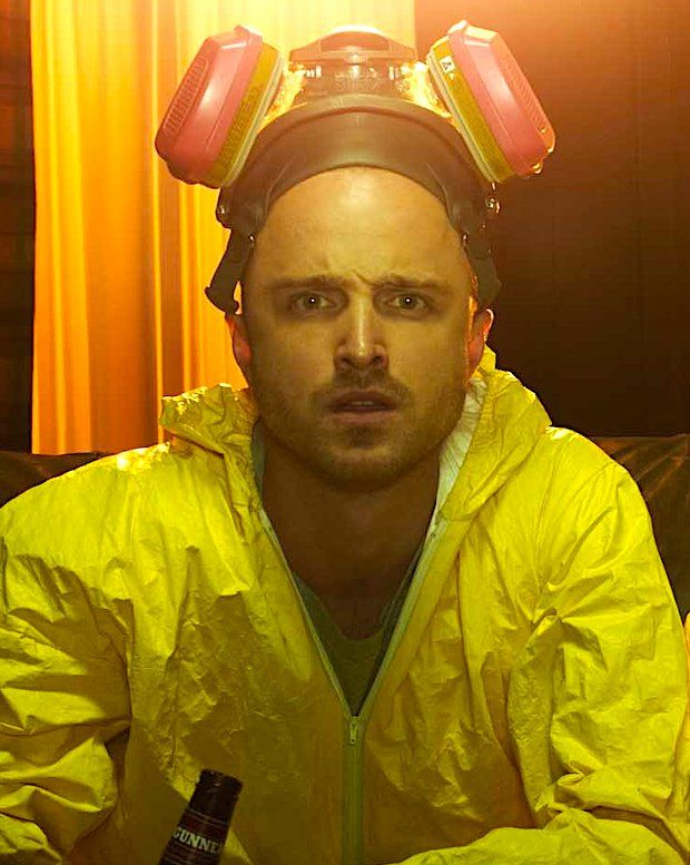 The Breaking Bad Movie Starring Aaron Paul Will Debut on Netflix