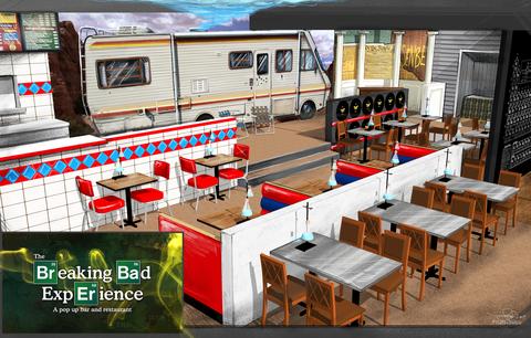 Restaurant, Fast food restaurant, Room, Building, Diner, Table, Vehicle, Furniture, Coffeehouse, Fast food,