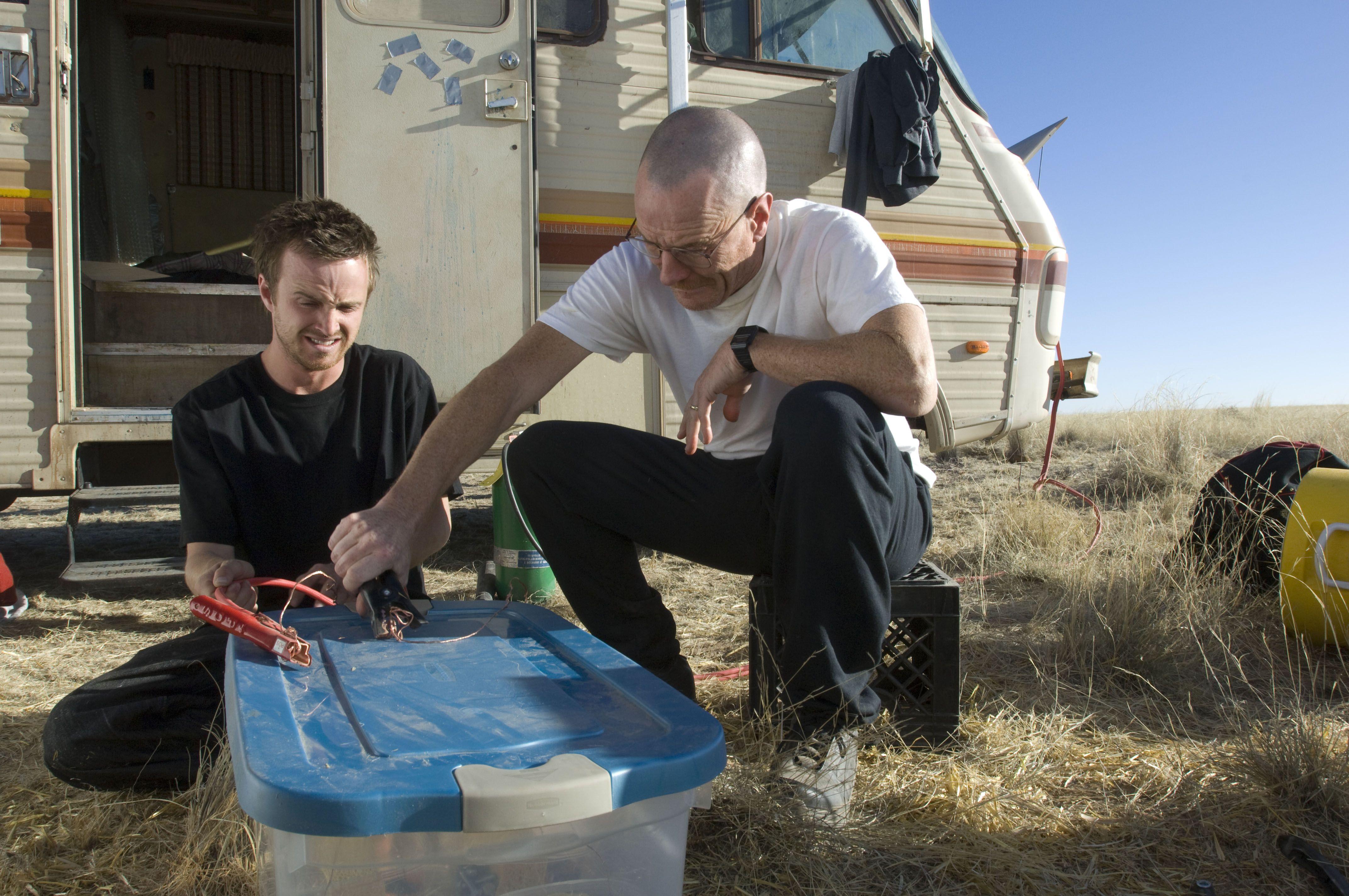 El Camino's Aaron Paul reveals his favourite Breaking Bad episode