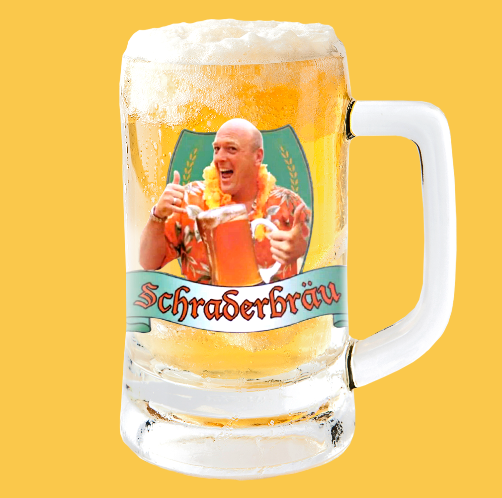 How Schraderbräu Went from Obscure Breaking Bad Reference to Real-Life Beer