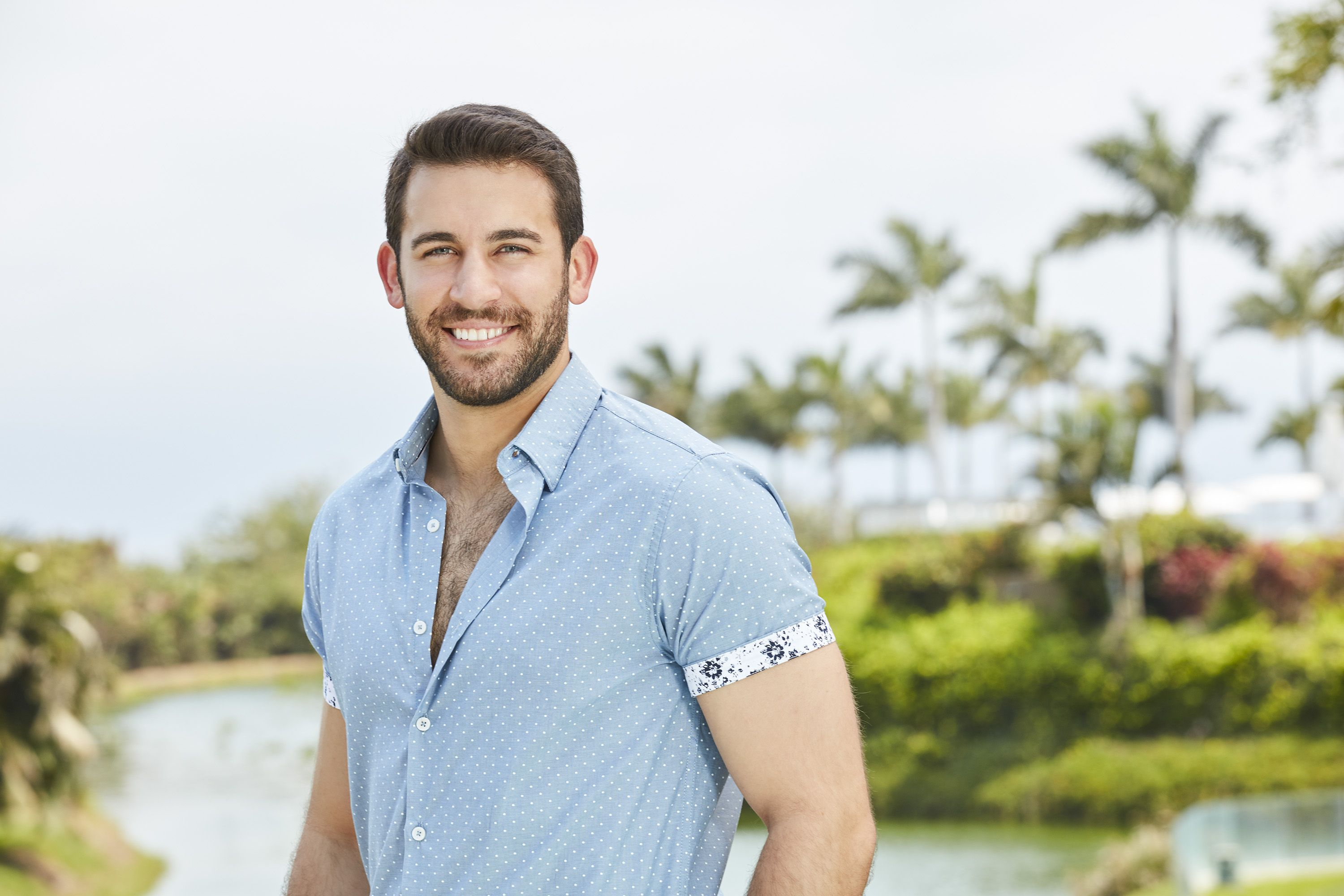 Twitter Is Petitioning for Derek Peth to Be the Next Bachelor Now