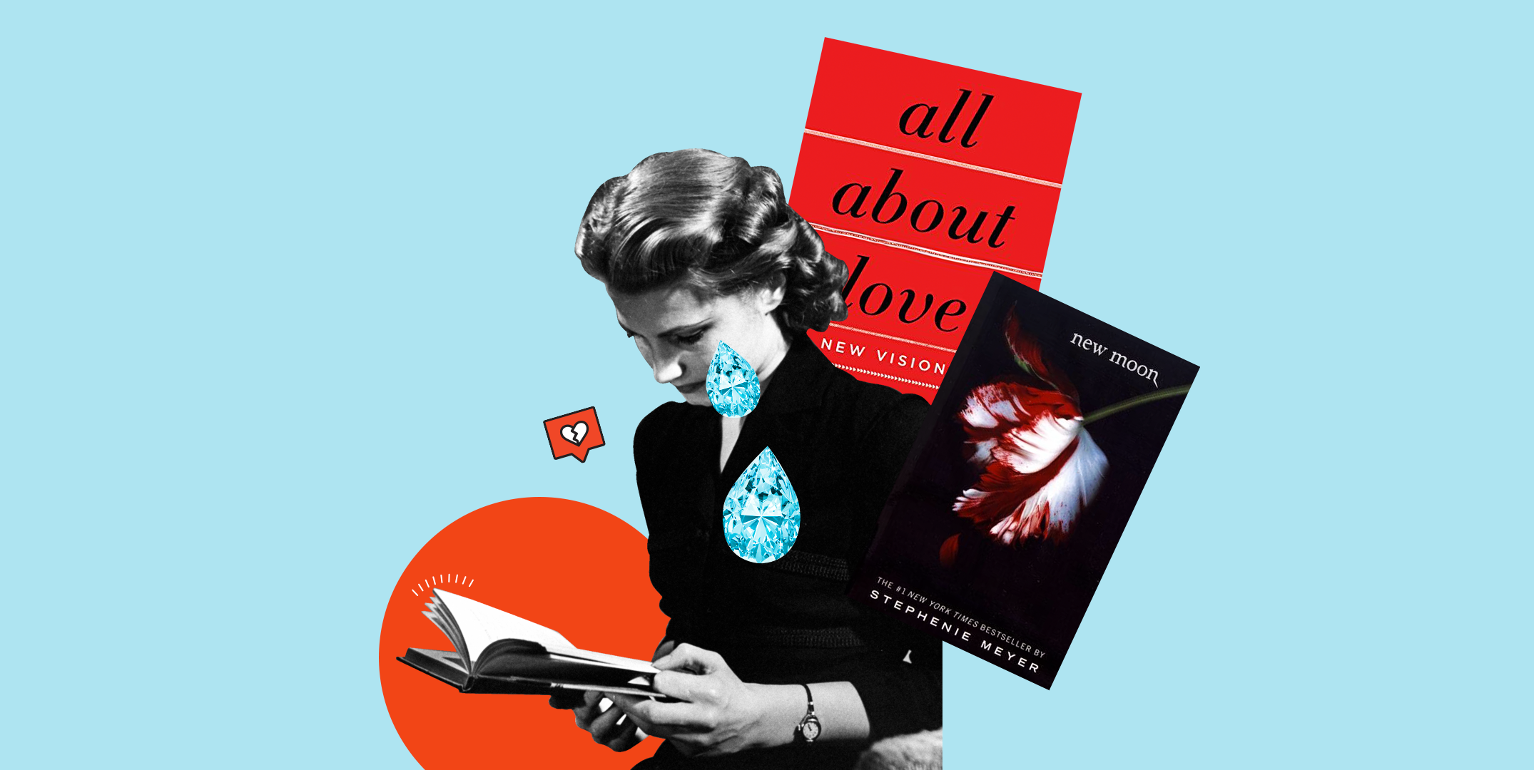 Best Books For Getting Over A Breakup Best Books For Getting Over Someone