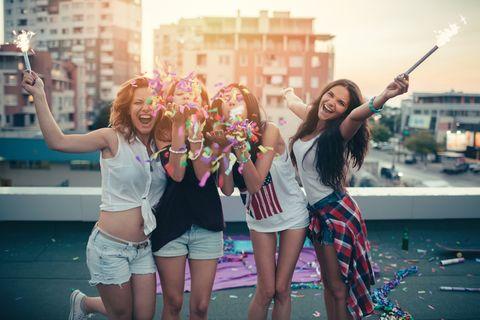 Fun, Water, Blond, Beauty, Selfie, Friendship, Photography, Summer, Leisure, Happy,
