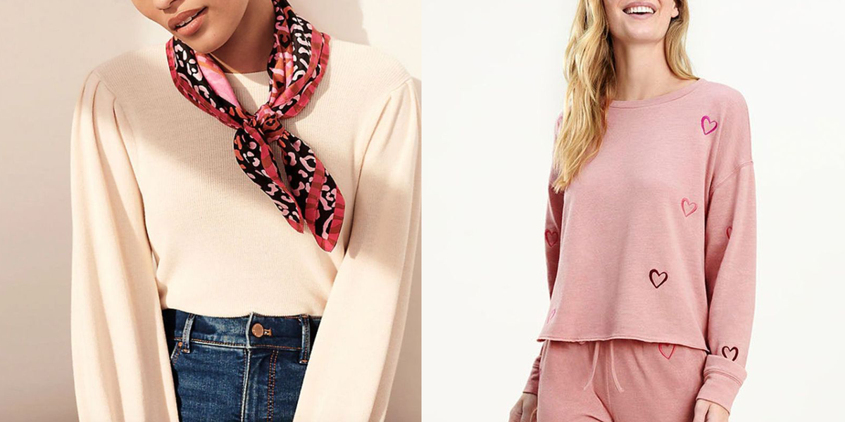 20 Shirts for Women to Wear During Breast Cancer Awareness Month and Beyond