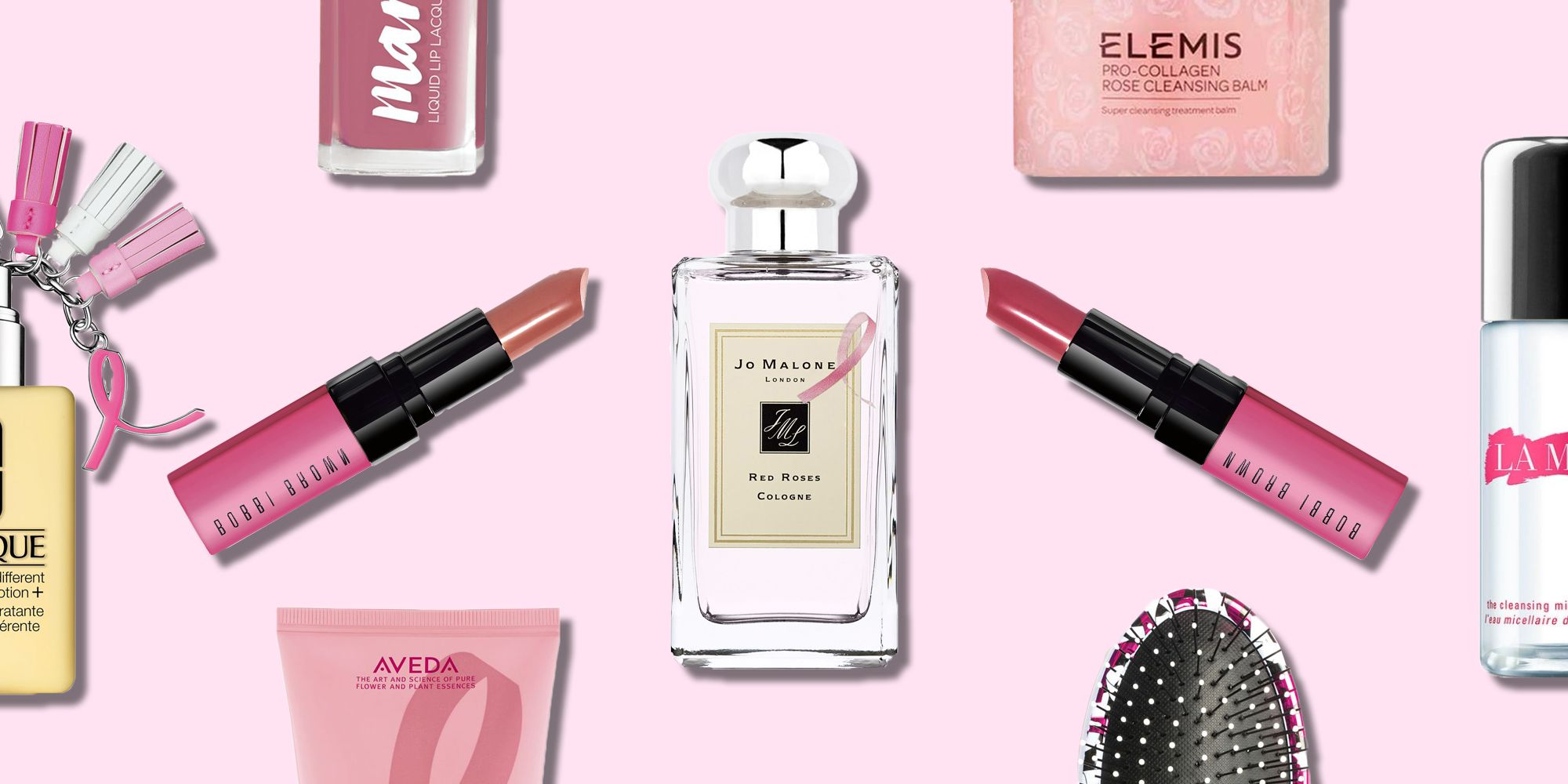 Breast Cancer Awareness Month: Best beauty products