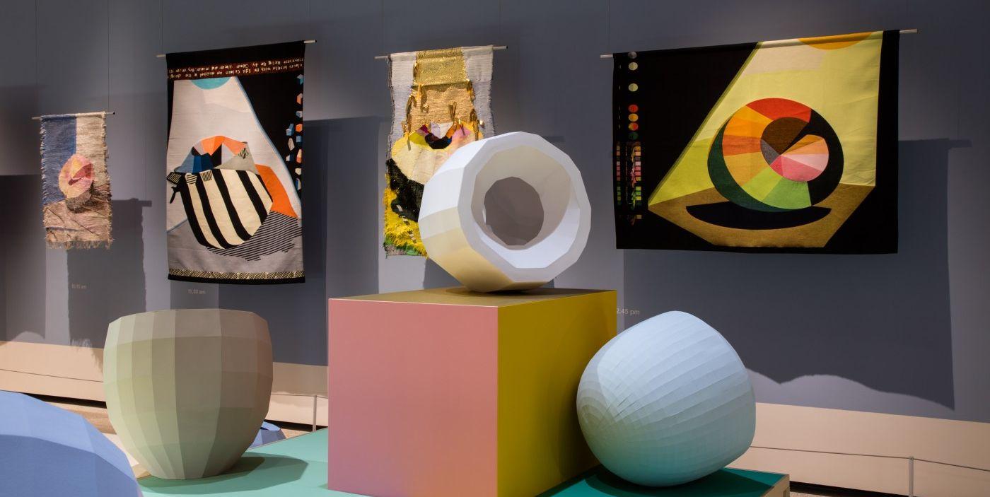 uitagenda, musea, museum, tentoonstellingen, design, interieur, events, hella jongerius, breathing colour, boijmans