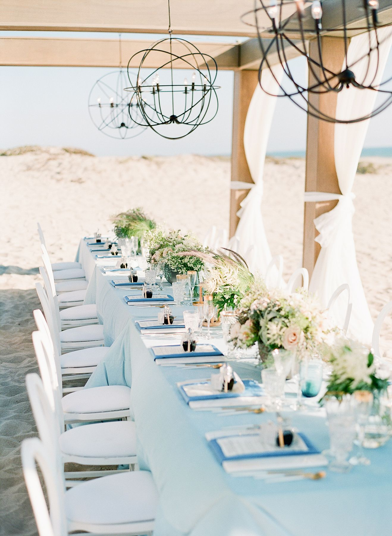 21 gorgeous beach wedding ideas for 2018 - beach theme