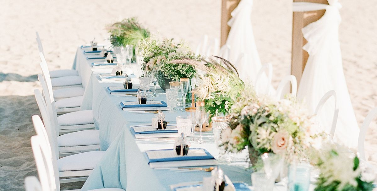 5 Ideas For A Great Beach Themed Wedding In Puglia: 21 Gorgeous Beach Wedding Ideas For 2018