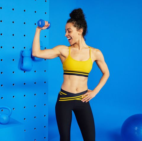 Shoulder, Abdomen, Arm, Stomach, Standing, Joint, Muscle, Physical fitness, Trunk, Human body,