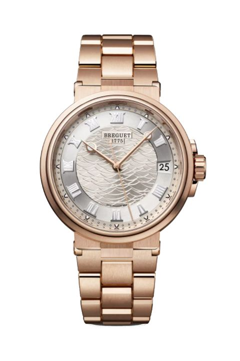 breguet marine wristwatch, self winding