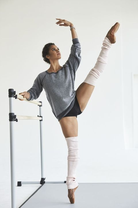 misty copeland for elle