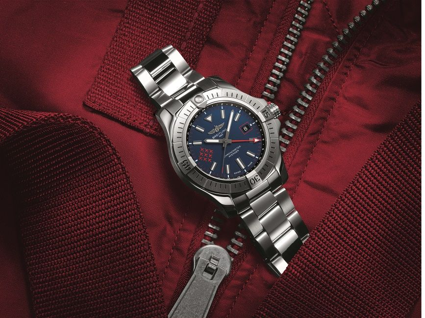 Breitling's New Red Arrows Watch Is Cleared For Takeoff