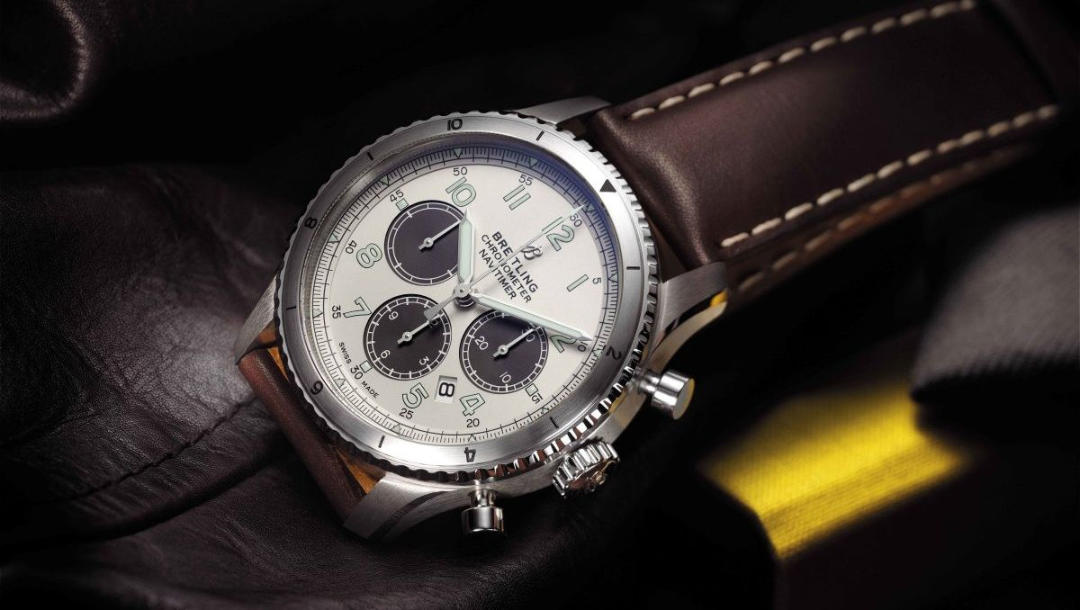 The Breitling x Mr Porter Limited Edition Is The Swiss Watch You Can Wear With Everything
