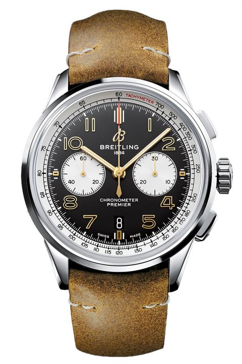 Breitling Premier Norton watch