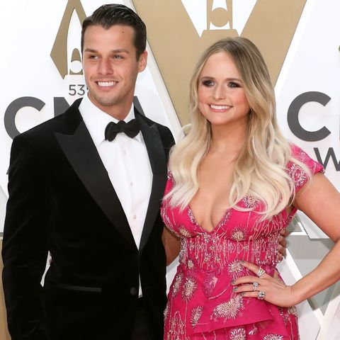 Miranda Lambert Celebrates 1 Year Anniversary With Husband Brendan
