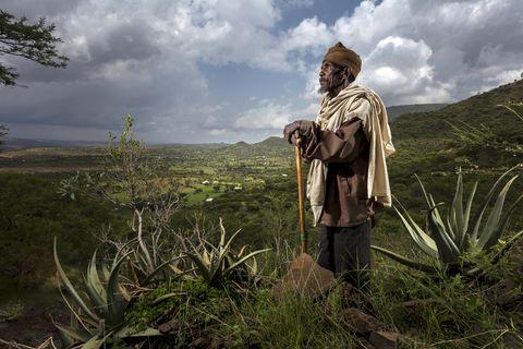 Brent STIRTON, Etiopia