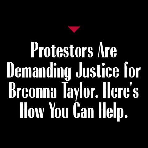 Justice For Breonna Taylor S Death How To Help Where To Donate