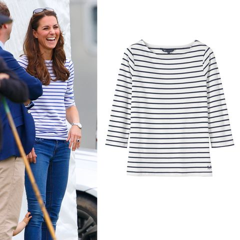Kate Middleton casual look