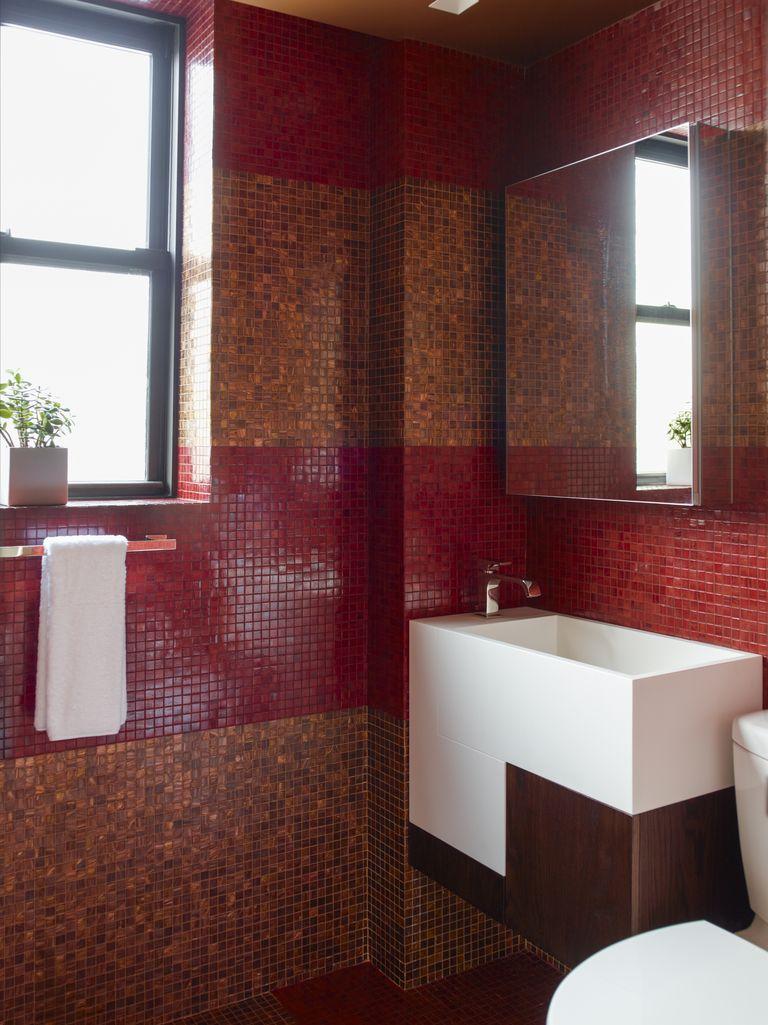 33 bathroom tile design ideas  unique tiled bathrooms