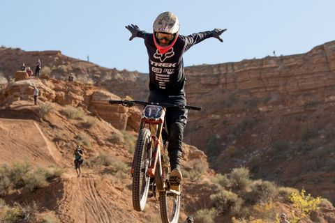 Red Bull Rampage >> Red Bull Rampage 2018 Results Watch Highlights From The 2018 Red