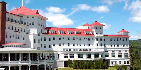 Omni Mount Washington Resort, Bretton Woods — White Mountains, New Hampshire