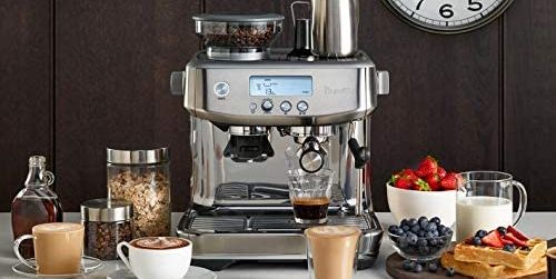 Oprah Just Added This Breville Espresso Machine to Her Favorite Things List of 2020