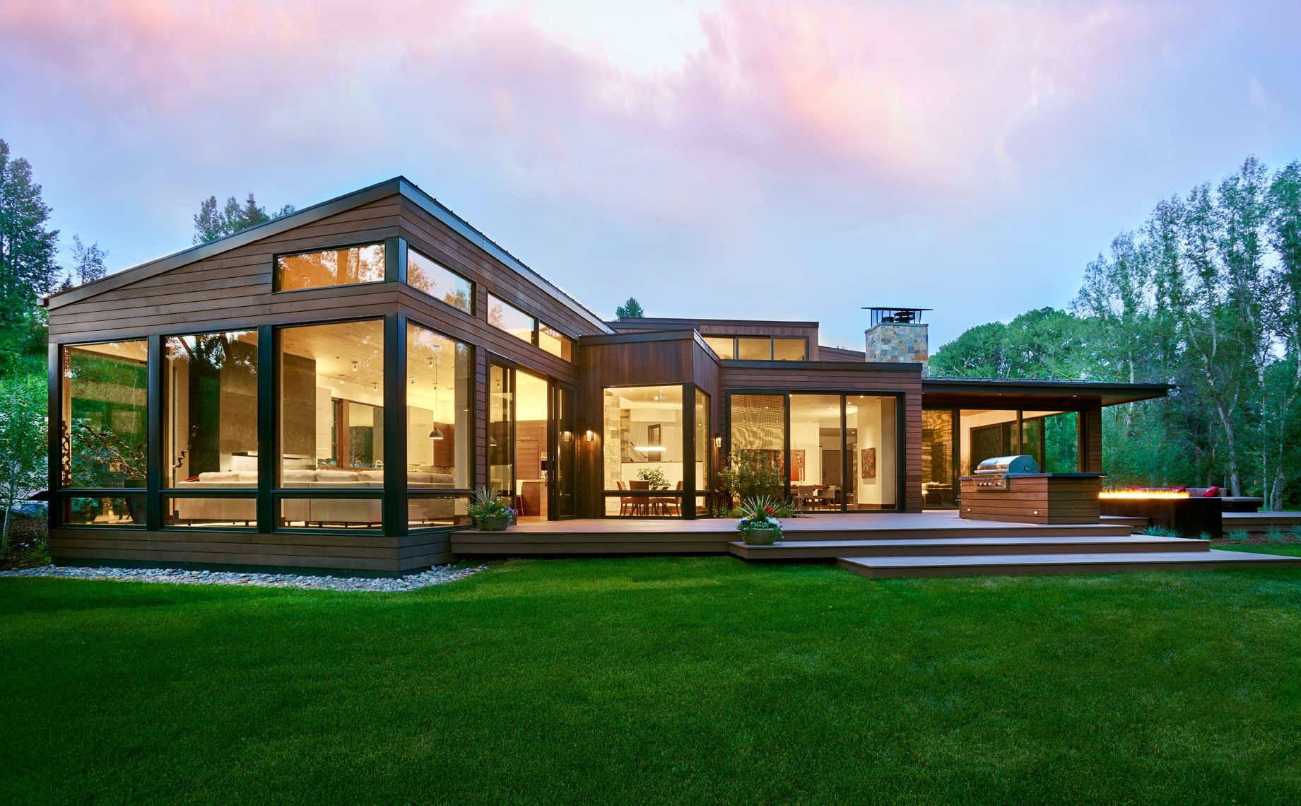 Superior Modern Homes
